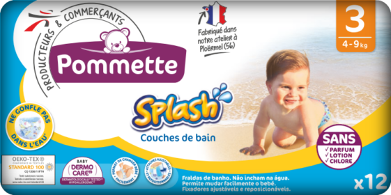 pommette splash T3
