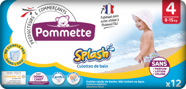 pommette splash T4