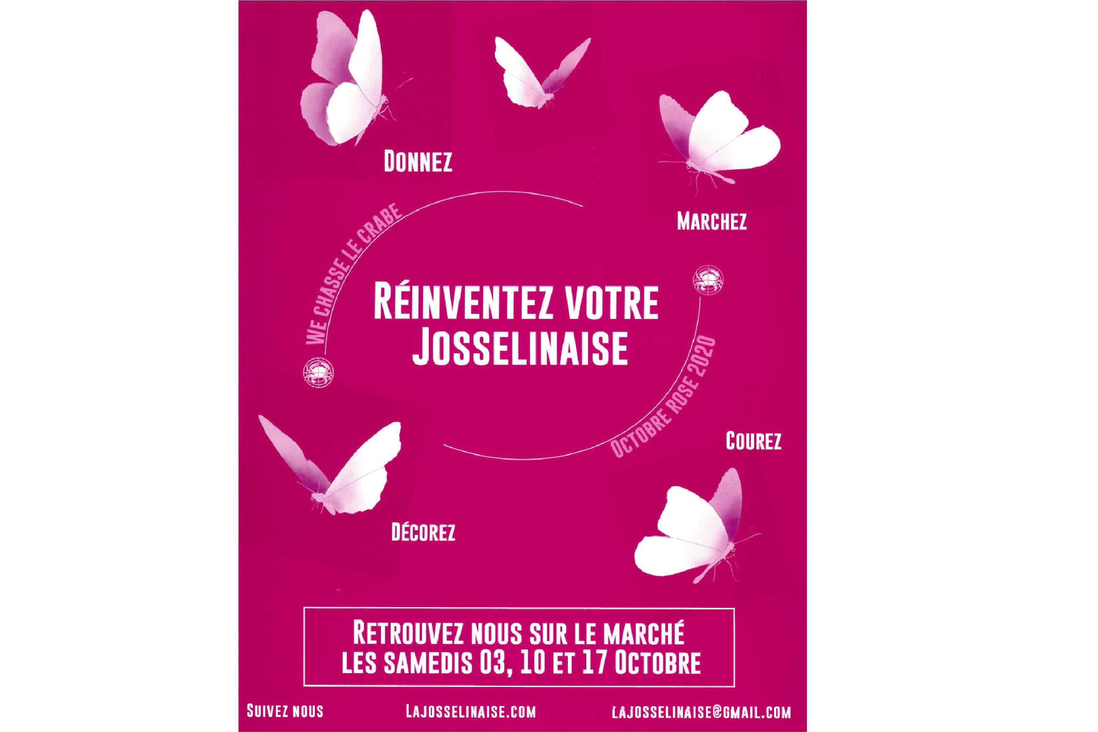 josselinaise affiche